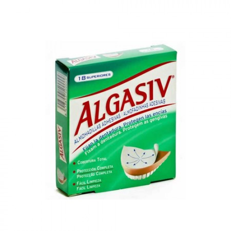 ALGASIV DENTADURA SUPERIOR ALMOH ADHES 18 U
