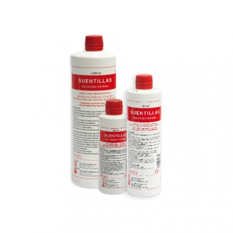 SUENTILLAS SOL ESTERIL 250 ML