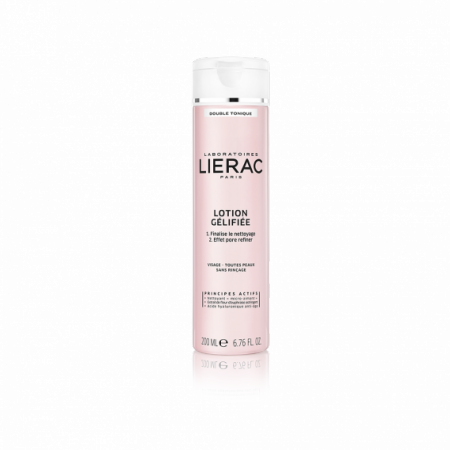 LIERAC DESMAQUILLANTE GEL LOCION 200ML