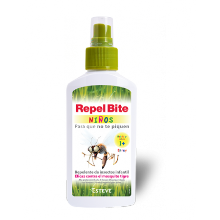 REPEL BITE NIÑOS SPRAY 100 ML
