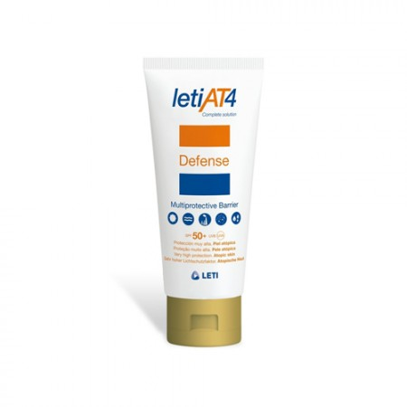 LETI AT4 DEFENSE SPF50+ 100 ML