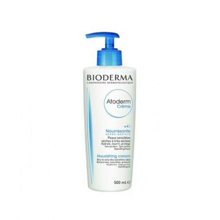 BIODERMA ATODERM CREMA DISPENSADOR 500 ML