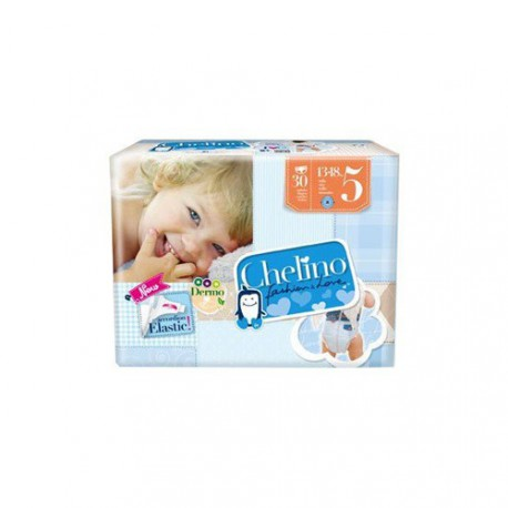 CHELINO PASITOS T5 13-18K 30 U