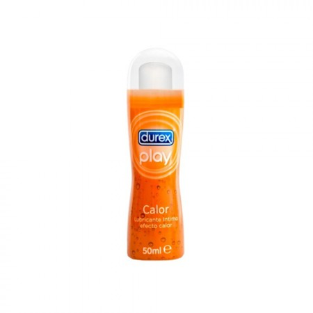 DUREX PLAY LUBRICANTE EFECTO CALOR 50ML