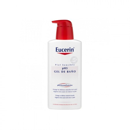 EUCERIN PH5 GEL BAÑO 400 ML