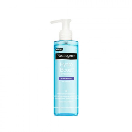 NEUTROGENA HB FACIAL LECHE LIMP GEL 200 ML