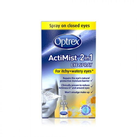 OPTREX ACTIMIST PICOR OJOS + LACRIMEO SPRAY 10 ML
