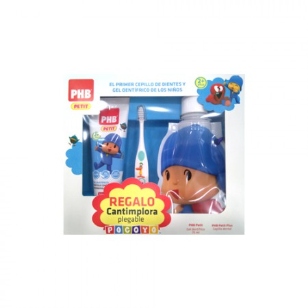 PHB PACK POCOYO PETIT PLUS GEL+CEP+CANTIMPLORA