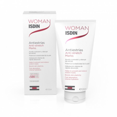 WOMAN ISDIN ANTIESTRIAS ISDIN 250 ML