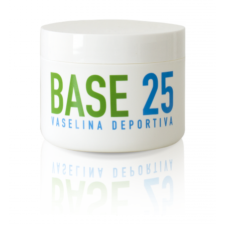 VASELINA DEPORTIVA BASE 25 250 ML