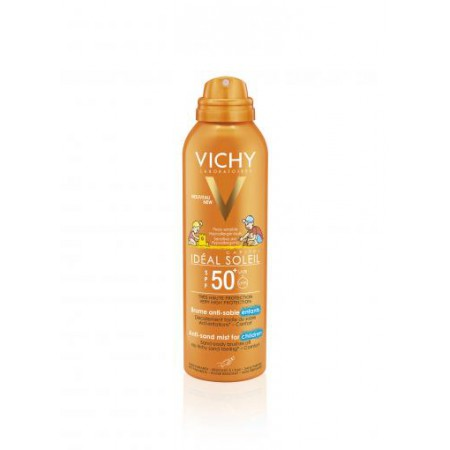 VICHY IS SPRAY PLUS NIÑOS SPF50 200 ML + CUBO