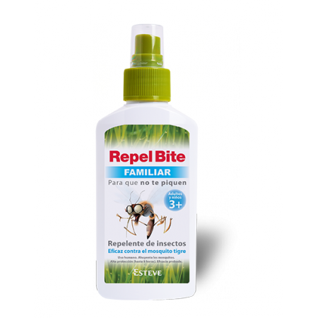 REPEL BITE FAMILIAR SPRAY REPELENTE 100 ML