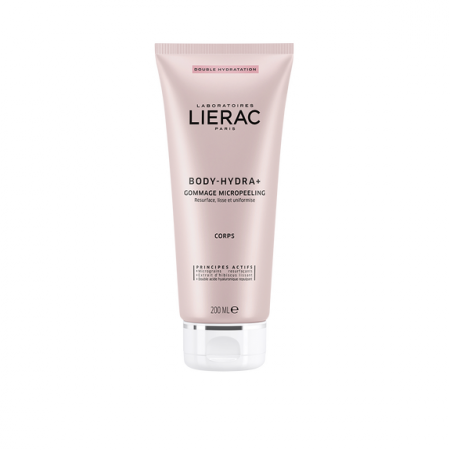 LIERAC BODY-HYDRA+ MICROPEELING 200 ML LL10003A320