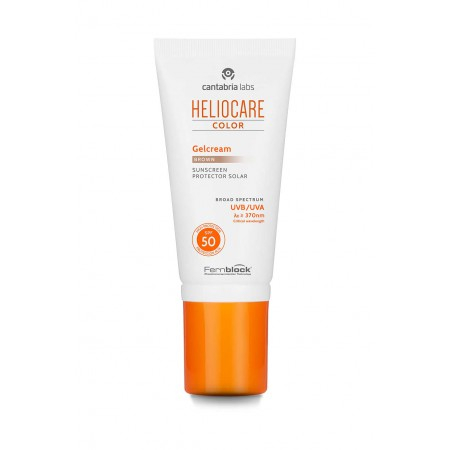 HELIOCARE GELCREAM COLOR BROWN 50 ML