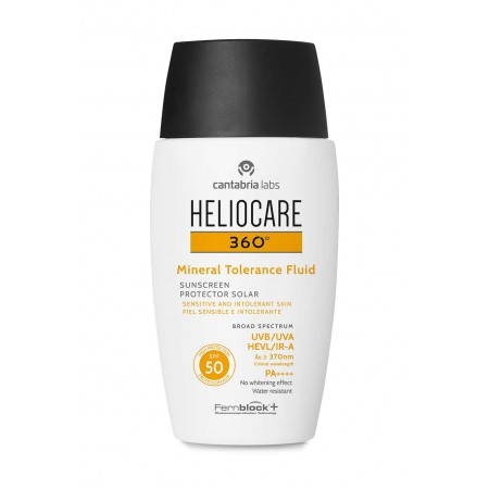HELIOCARE 360º MINERAL TOLERANCE FLUID 50 ML