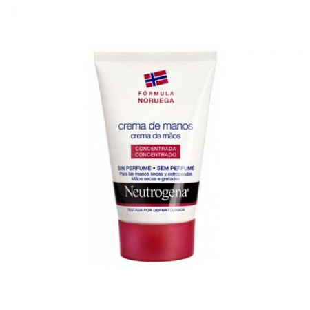 NEUTROGENA CR MANOS CONCENT S/PERF 50 ML
