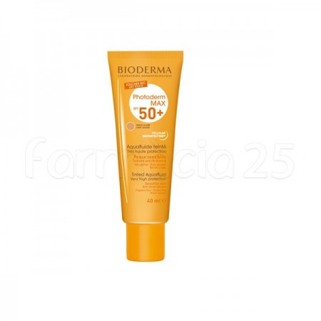 BIODERMA PHOTODERM AQUAFLUIDO CLARO 40 ML