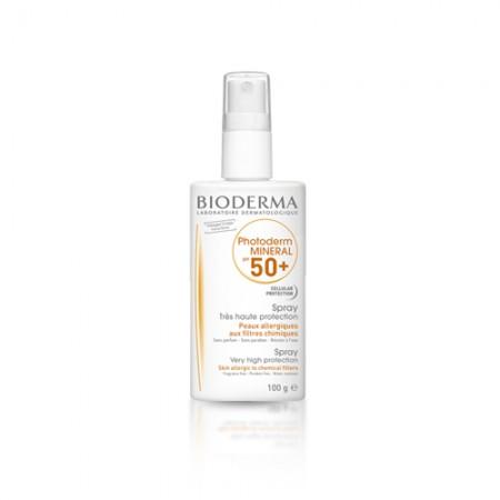BIODERMA PHOTODERM SPF50+ FLUIDO MINERAL 100 ML