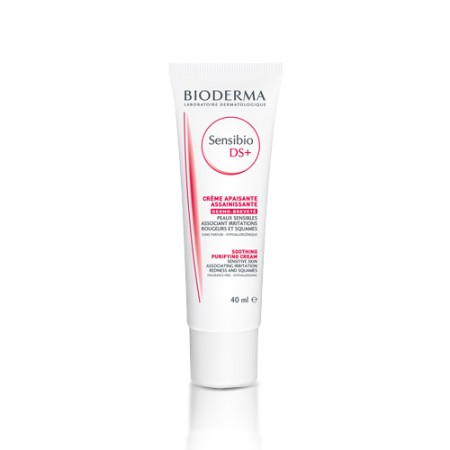 BIODERMA SENSIBIO DS CREMA 40 ML