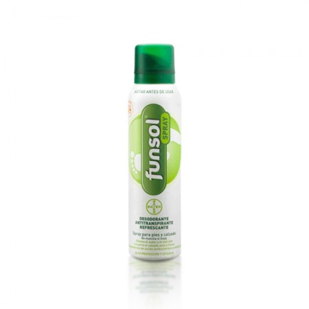 FUNSOL SPRAY 150 ML + 50 ML GRATIS