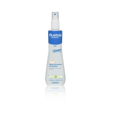 MUSTELA AGUA COLONIA S/ALC 200 ML