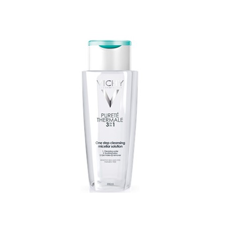 VICHY PURETE THERMAL SOL MICELAR PS 400ML