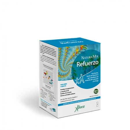 NATURA MIX ADVANCED REFUERZO - 20 SOBRES