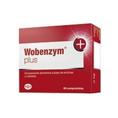 WOBENZYM PLUS 60 COMP