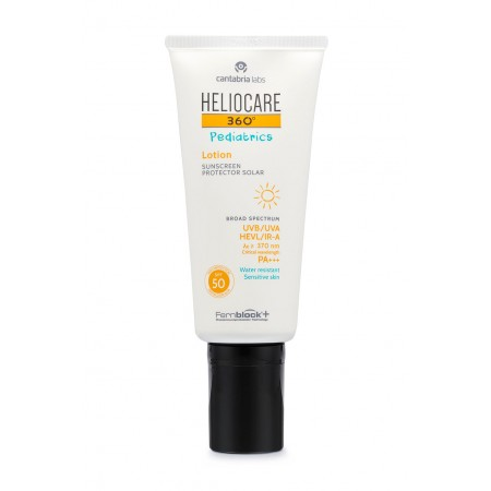 HELIOCARE 360º PEDIATRIC LOTION SPF50 SUNSCREEN