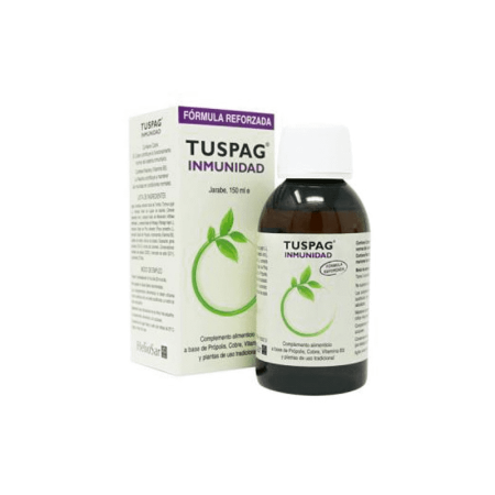 TUSPAG JARABE 250 ML