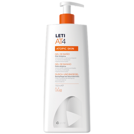 LETI AT4 GEL BAÑO 750 ML