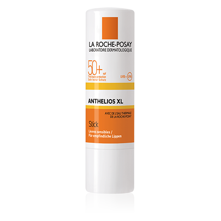 ANTHELIOS XL SPF 50+ STICK LABIOS SENSIBLES 3 ML
