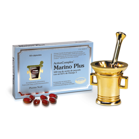 ACTIVECOMPLEX MARINO PLUS 60 CAP