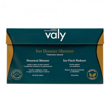 VALY ION SHOT REDUCER 28 VIALES DE 10 ML