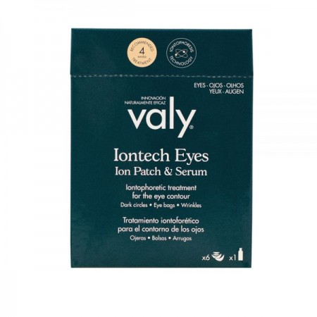 VALY IONTECH EYES 6 PARCHES Y SERUM 15 ML