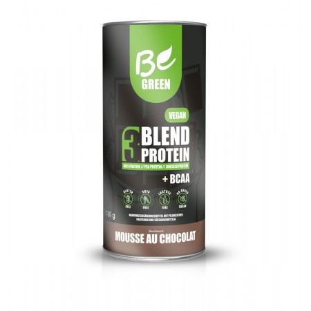 BE GREEN 3-BLEN PROTEIN CHOCOLATE 700G