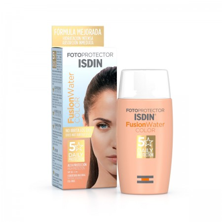 FOTOPROT ISDIN FUSION WATER COLOR SPF50+ 50 ML